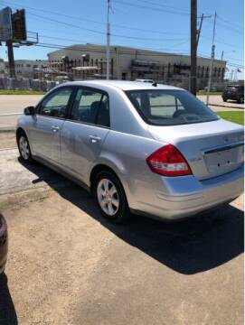2011 Nissan Versa for sale at Jerry Allen Motor Co in Beaumont TX