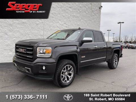 2014 GMC Sierra 1500 for sale at SEEGER TOYOTA OF ST ROBERT in St Robert MO