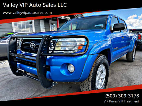 2005 Toyota Tacoma for sale at Valley VIP Auto Sales LLC in Spokane Valley WA