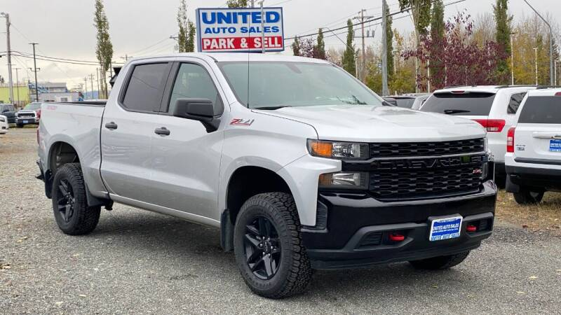 2019 Chevrolet Silverado 1500 for sale at United Auto Sales in Anchorage AK