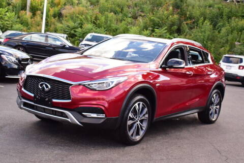 2017 Infiniti QX30 for sale at Automall Collection in Peabody MA