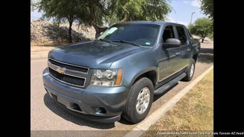 2009 Chevrolet Avalanche for sale at Noble Motors in Tucson AZ