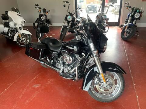 2013 Harley Davidson Street Glide for sale at Dan Powers Honda Motorsports in Elizabethtown KY