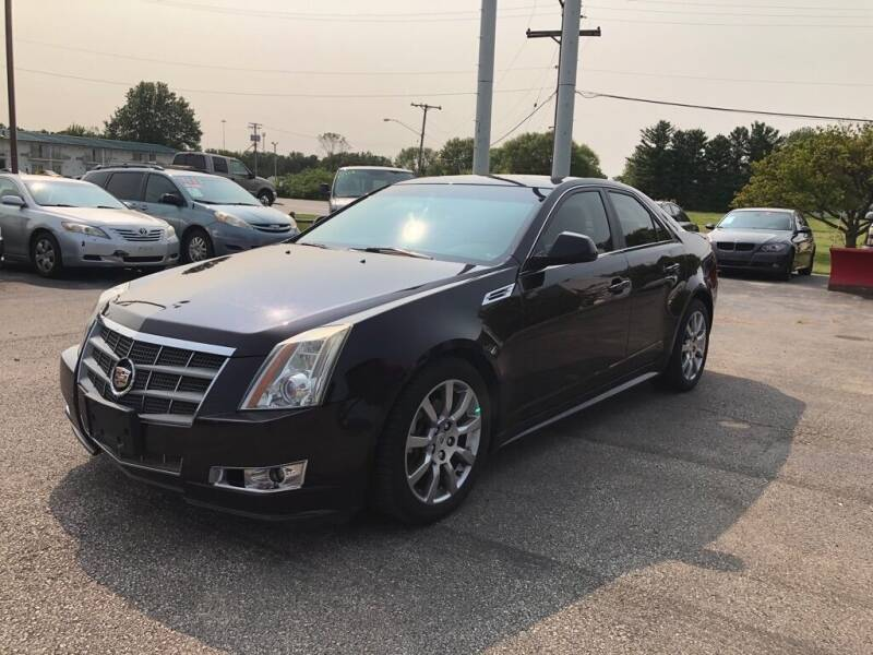 2010 Cadillac CTS for sale at Best Motor Auto Sales in Geneva OH