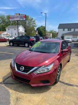2016 Nissan Altima for sale at Dream Auto Sales in South Milwaukee WI