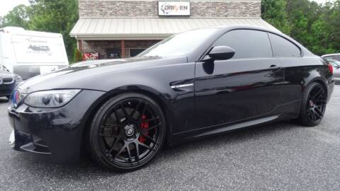 2010 BMW M3 for sale at Driven Pre-Owned in Lenoir NC