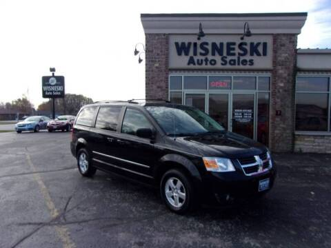 2010 Dodge Grand Caravan for sale at Wisneski Auto Sales, Inc. in Green Bay WI