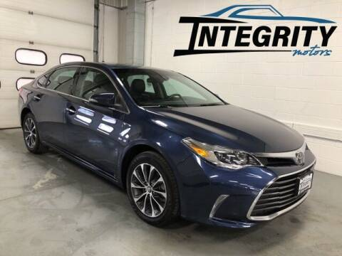 2017 Toyota Avalon for sale at Integrity Motors, Inc. in Fond Du Lac WI
