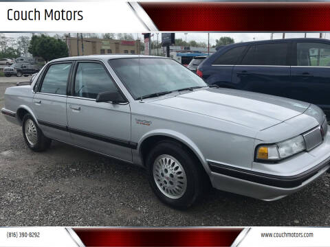 1992 Oldsmobile Cutlass Ciera for sale at Couch Motors in Saint Joseph MO