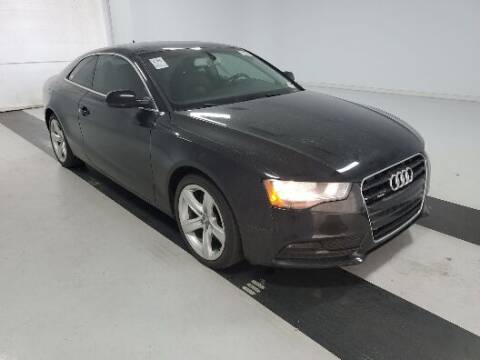 2014 Audi A5 for sale at MG Motors in Tucson AZ
