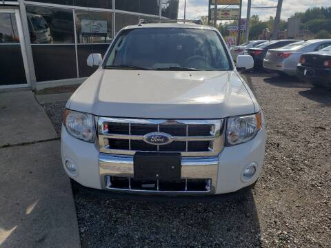 2012 Ford Escape for sale at Fansy Cars in Mount Morris MI