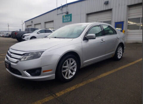 2010 Ford Fusion for sale at HW Used Car Sales LTD in Chicago IL