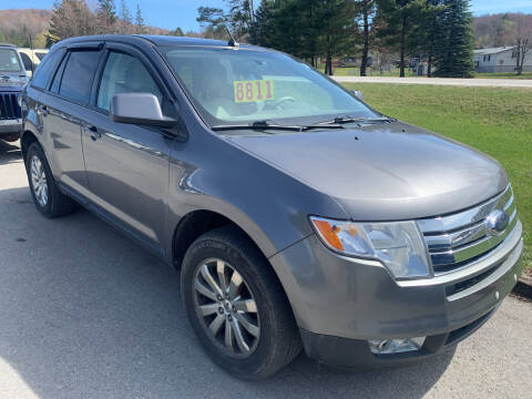 2010 Ford Edge for sale at BURNWORTH AUTO INC in Windber PA