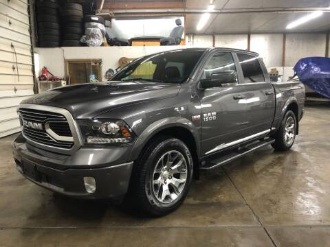 2018 RAM Ram Pickup 1500 for sale at T James Motorsports in Gibsonia PA