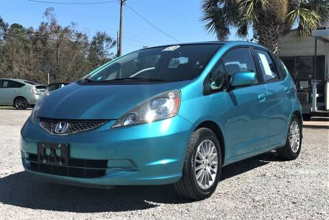2013 Honda Fit for sale at Emerald Coast Auto Group LLC in Pensacola FL