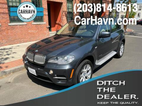 2013 BMW X5 for sale at CarHavn in New Haven CT