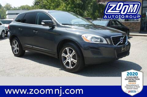 2012 Volvo XC60 for sale at Zoom Auto Group in Parsippany NJ