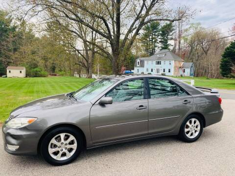 2005 Toyota Camry for sale at 41 Liberty Auto in Kingston MA
