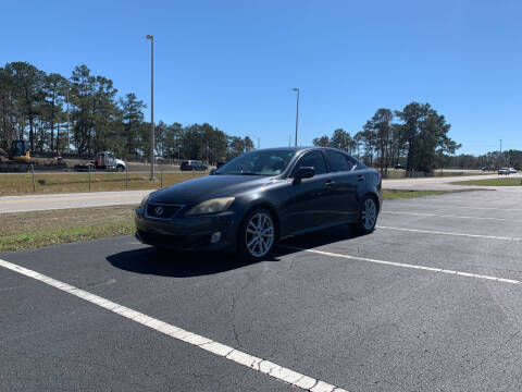 2006 Lexus IS 250 for sale at SELECT AUTO SALES in Mobile AL