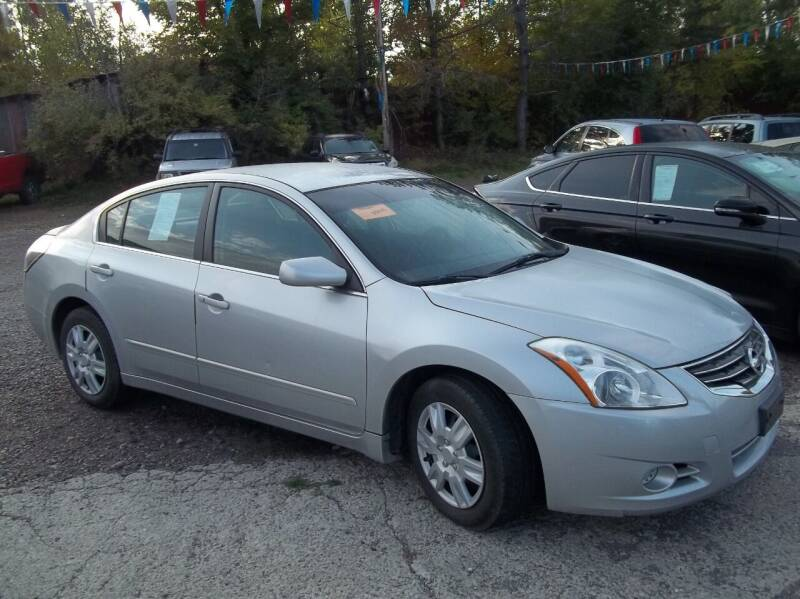 2010 Nissan Altima for sale at Warner's Auto Body of Granville Inc in Granville NY