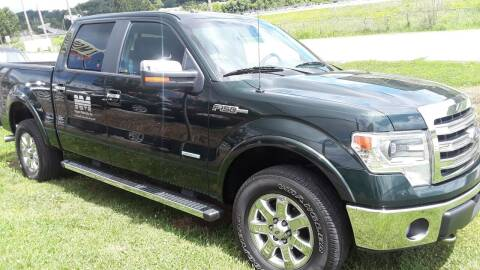 2013 Ford F-150 for sale at BBC Motors INC in Fenton MO