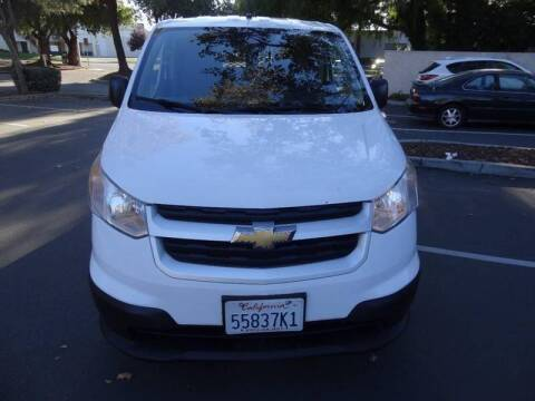 2015 Chevrolet City Express Cargo for sale at Star One Imports in Santa Clara CA