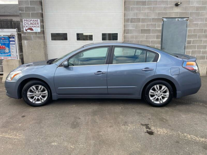 2012 Nissan Altima for sale at Pafumi Auto Sales in Indian Orchard MA