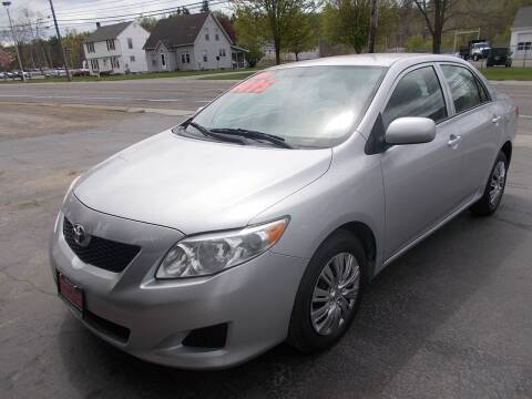 2010 Toyota Corolla for sale at Dansville Radiator in Dansville NY