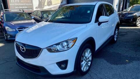 2014 Mazda CX-5 for sale at ELITE MOTORS in West Haven CT