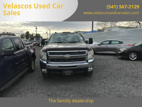 2007 Chevrolet Silverado 2500HD for sale at Velascos Used Car Sales in Hermiston OR