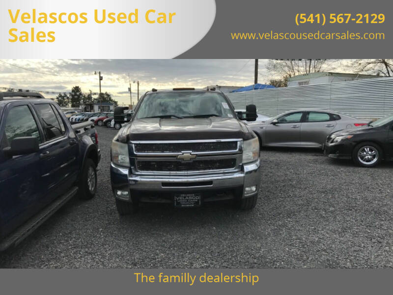 2007 Chevrolet Silverado 2500HD for sale at Velascos Used Car Sales in Hermiston OR