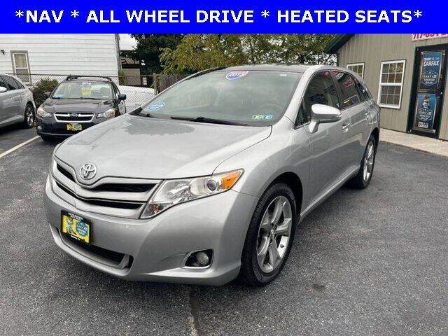 2015 Toyota Venza for sale at Ron's Automotive in Manchester MD