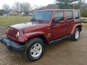 2007 Jeep Wrangler Unlimited for sale at Washington Auto Repair in Washington NJ