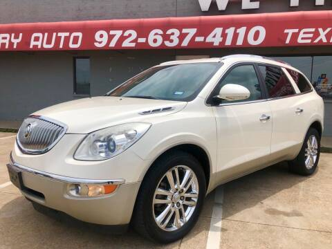 2011 Buick Enclave for sale at Texas Luxury Auto in Cedar Hill TX