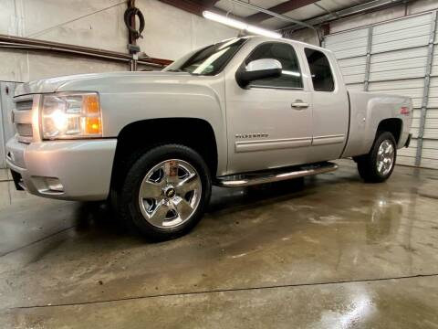 2010 Chevrolet Silverado 1500 for sale at Vanns Auto Sales in Goldsboro NC