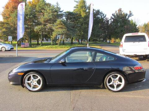 2003 Porsche 911 for sale at GEG Automotive in Gilbertsville PA