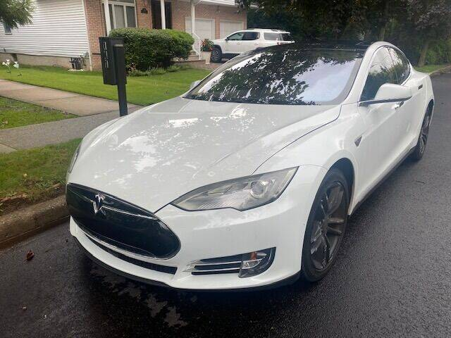 2015 Tesla Model S for sale at CarNYC.com in Staten Island NY