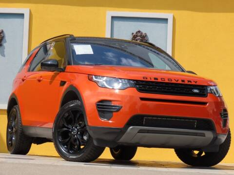 2017 Land Rover Discovery Sport for sale at Paradise Motor Sports LLC in Lexington KY