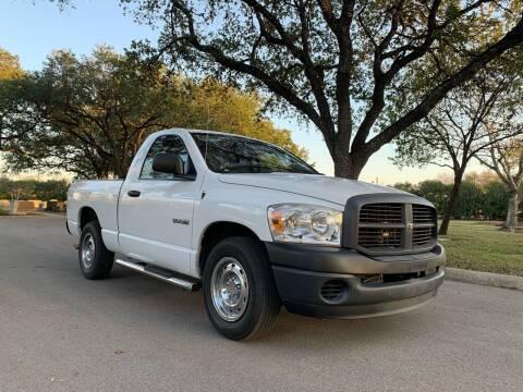 2008 Dodge Ram Pickup 1500 for sale at 210 Auto Center in San Antonio TX