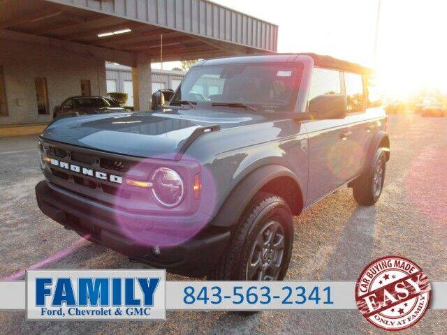 2021 Ford Bronco for sale in Saint George, SC