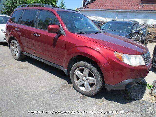 2010 Subaru Forester for sale in Buffalo, NY