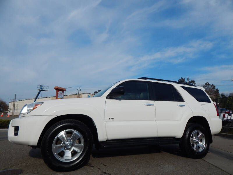 2006 Toyota 4Runner for sale at Direct Auto Outlet LLC in Fair Oaks CA