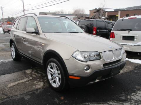 2007 BMW X3 for sale at Car Depot Auto Sales in Binghamton NY