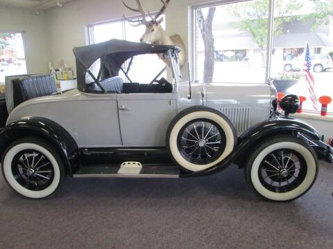 1980 Ford Model A Shay Reproduction for sale at Stagner INC in Lamar CO