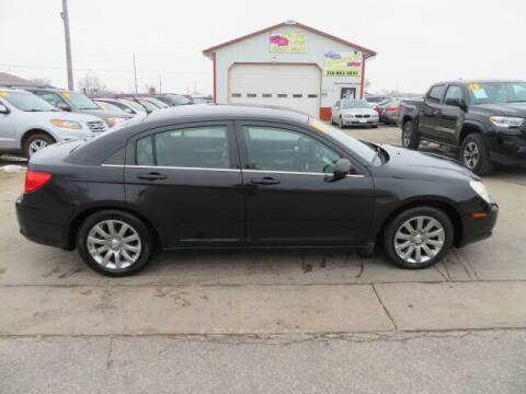 2010 Chrysler Sebring for sale at Jefferson St Motors in Waterloo IA