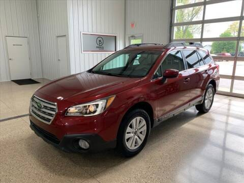 2017 Subaru Outback for sale at PRINCE MOTORS in Hudsonville MI