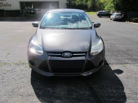 2014 Ford Focus for sale at Mid - Way Auto Sales INC in Montgomery NY
