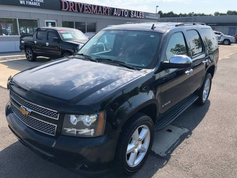 2008 Chevrolet Tahoe for sale at DriveSmart Auto Sales in West Chester OH