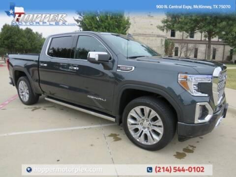 2021 GMC Sierra 1500 for sale at HOPPER MOTORPLEX in Mckinney TX