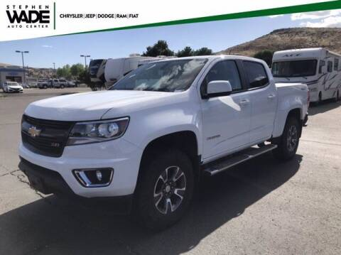 2016 Chevrolet Colorado for sale at Stephen Wade Pre-Owned Supercenter in Saint George UT